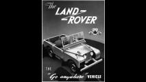 Land Rover. Le origini