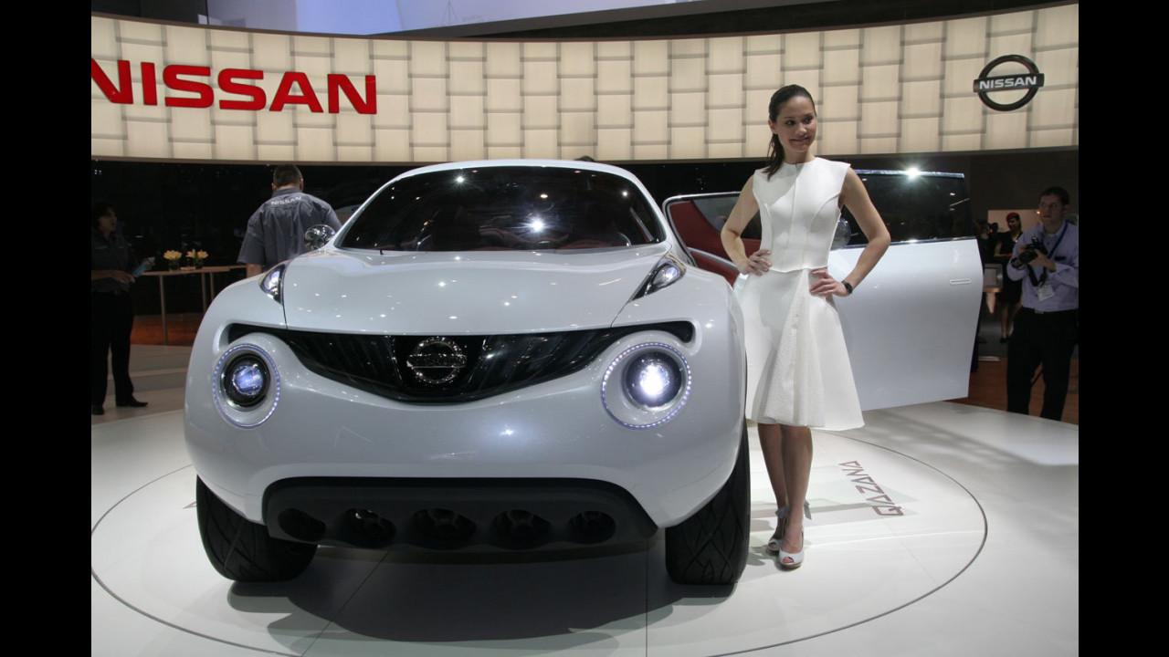Nissan Qazana al Salone di Ginevra 2009