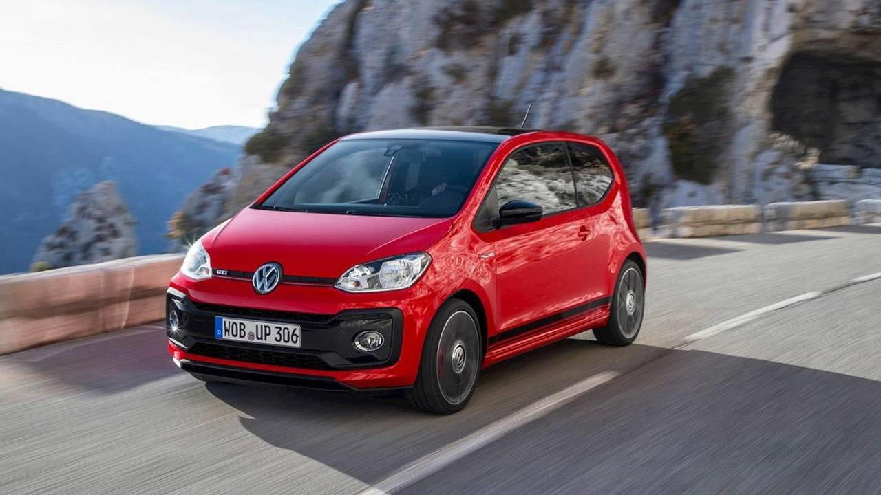 2018 volkswagen up gti first drive fizzy affordable fun. Black Bedroom Furniture Sets. Home Design Ideas