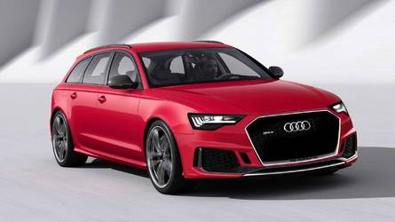 Someone Rendered The New Audi RS6 Avant Based On Our Spy Pics