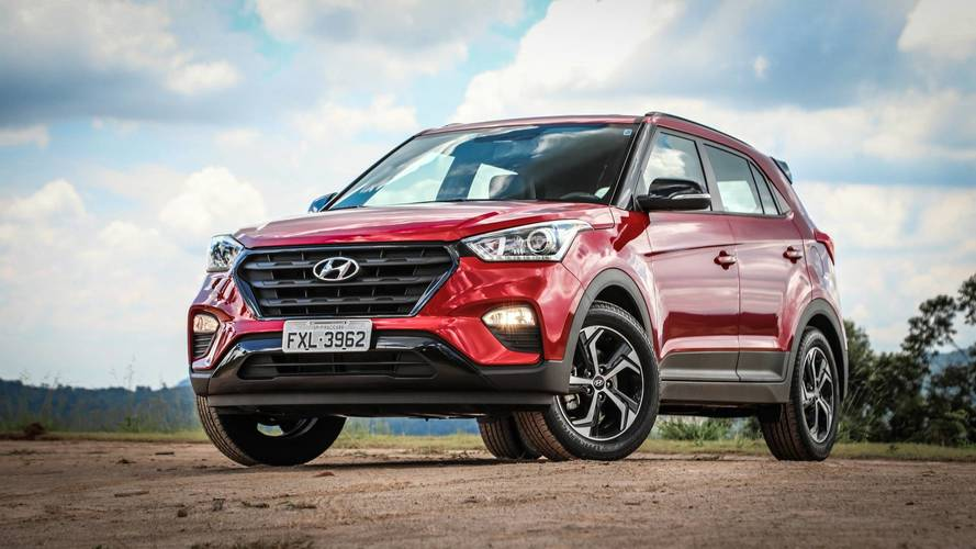 Em promoção, Hyundai Creta é oferecido com até R$ 2.500 de bônus