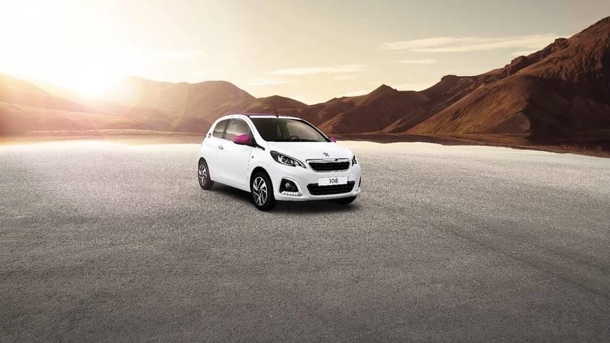 Peugeot 108 2018, más potencia y tecnología para el urbano francés