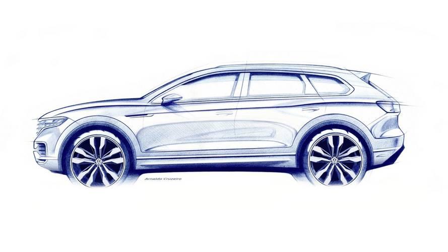 El Volkswagen Touareg 2018 se presentará el 23 de marzo (actualizado)