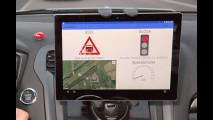 Ford Light Optimal Speed Advisory, il sitema anti semaforo rosso 003