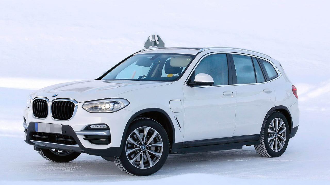 BMW iX3 2019