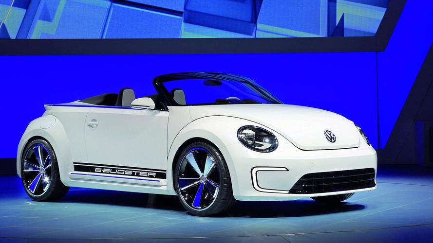 Volkswagen Beetle elektrikleniyor mu?