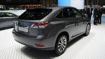 2013 Lexus RX 450h live in Geneva 06.03.2012