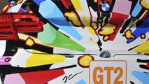 Jeff Koons' BMW Art Car