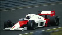 Alain Prost, McLaren MP4/2B TAG Porsche V6