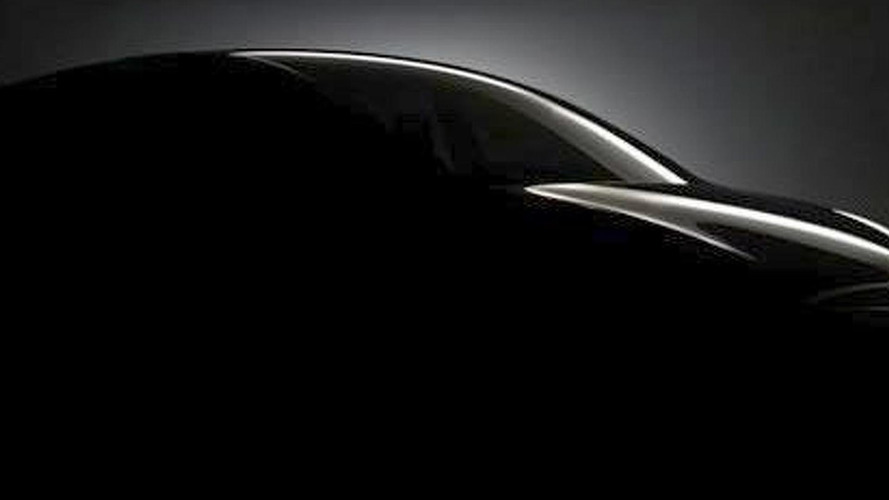 Tesla Model X teased ahead of February unveiling