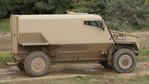 Foxhound armoured vehicle 21.06.2012