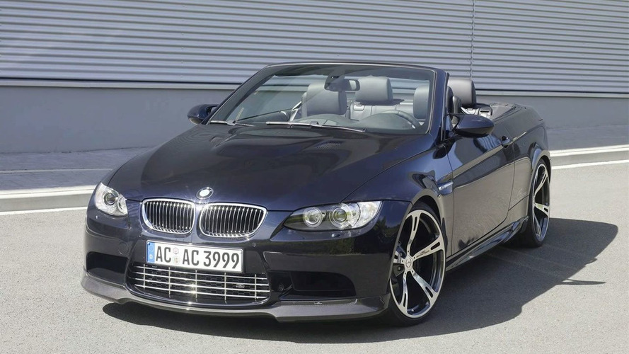 ACS3 Sport Cabriolet Based on the BMW M3 Cabrio