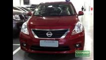 Nissan Versa: Leitor flagra novo sedã pronto para o lançamento no Brasil