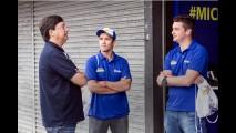 Michelin Driving Experience mostra a segurança de seus pneus na pista