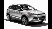 Novo Ford Escape 2013 é lançado no Chile: Preço inicial equivale a R$ 57.066,00