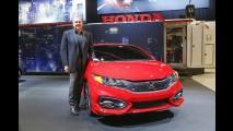 Ele está voltando! Honda mostra novo Civic Si Coupé 2014