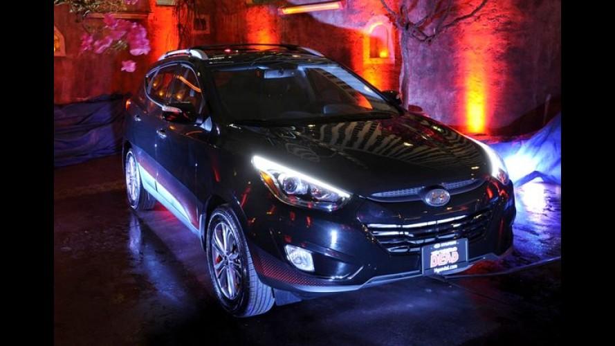 Hyundai Tucson The Walking Dead: a edição limitada para enfrentar a invasão zumbi