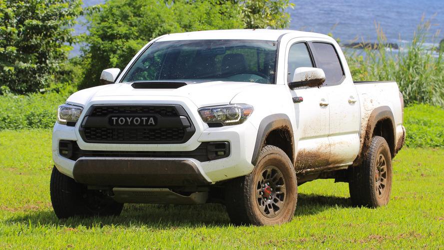Toyota, 228 bin Tacoma'yı geri çağırdı