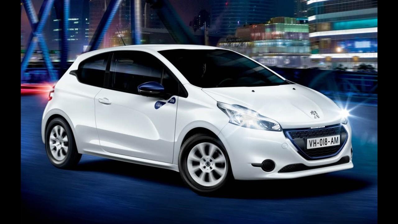 Peugeot 208: tabela do Inmetro revela versões Like, Style e Quiksilver