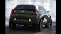 Rival do EcoSport, Kia Niro ganhará versão de produção em 2015