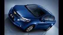 Novo Classic Chinês - Chevrolet Sail com ABS, Airbag e Teto Solar custará R$ 15 mil na China