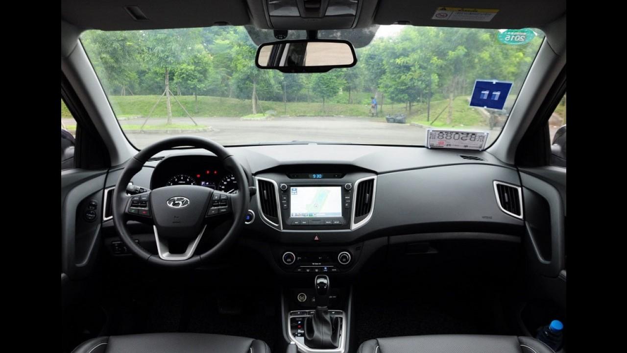 Barrado no Brasil, Hyundai ix25 tem lançamento confirmado na Argentina