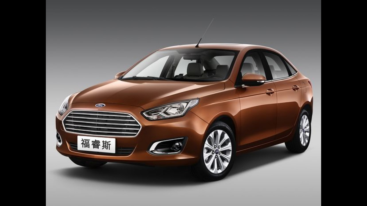 Ford alcança 1 milhão de carros vendidos na China no acumulado de 2014