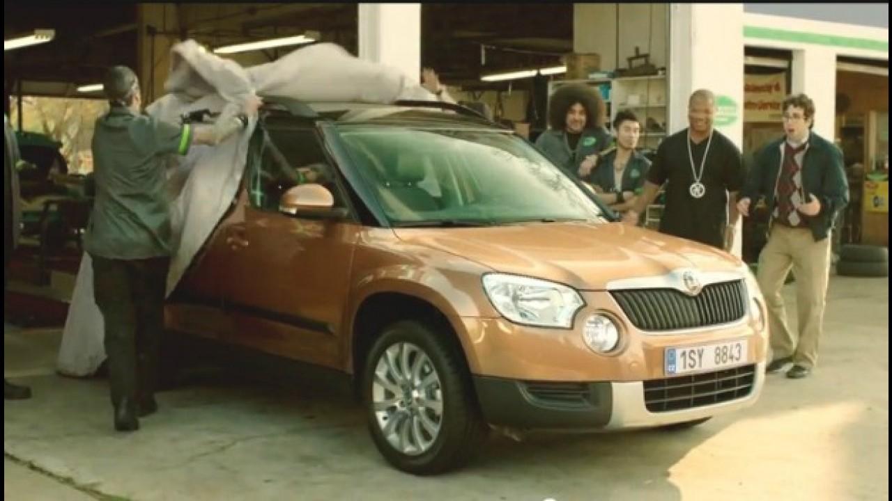 VÍDEO: Como transformar um carro velho num Skoda 0 km
