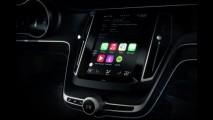 Volvo anuncia parceria com a Apple - aplicativo vai estrear no futuro XC 90