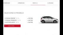 Citroën C3 1.6 Exclusive: versão de topo só com câmbio automático