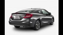 Honda Civic é o carro mais vendido no Canadá pelo 15º ano