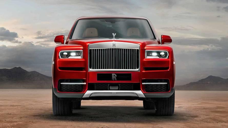 Video: Rolls-Royce Cullinan walk-around