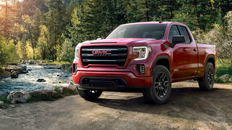 GMC Sierra Elevation Debuts With 310-Hp Turbocharged Four-Cylinder