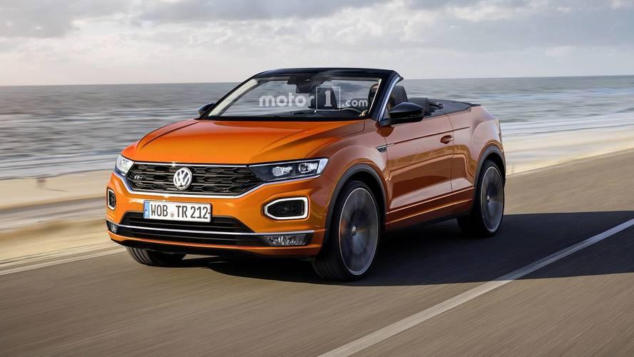 Volkswagen, T-Roc Cabrio'nun mantıksız olduğunu itiraf etti