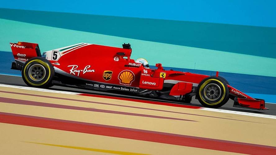What F1's 2018 Grid Looks Like Without The Halo