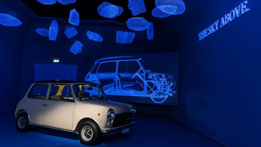 MINI, la storia in mostra alla Triennale di Milano