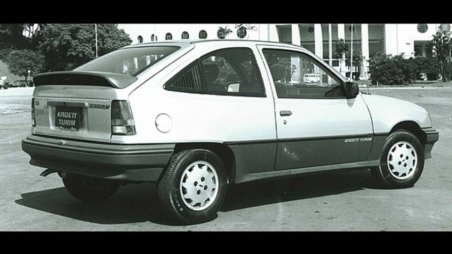 Chevrolet Kadett Turim 1990