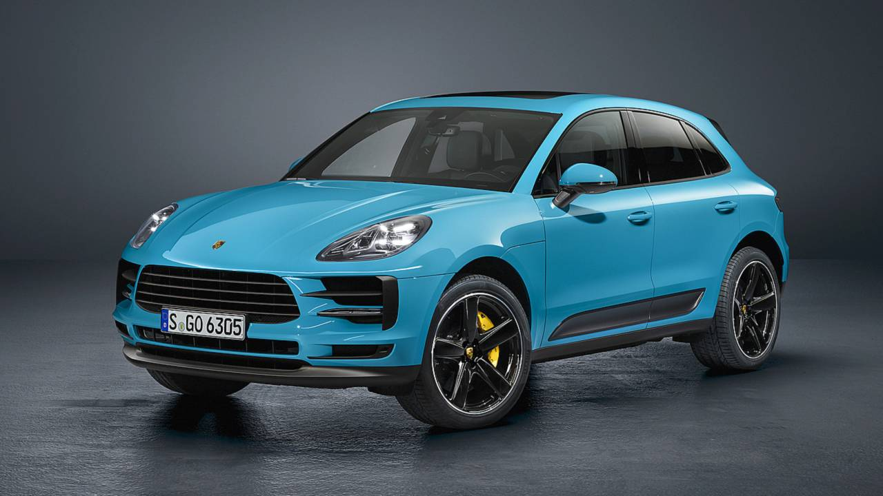 2019 Porsche Macan Unveiled With More Tech And Updated Styling