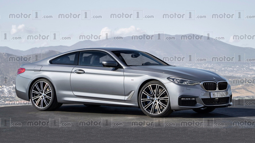 Yeni BMW 8 Serisi tasarım çalışması makul görünüyor
