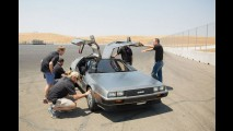 Vídeo: universidade cria o Marty, um DeLorean elétrico e autônomo