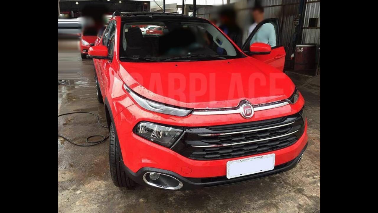 Preços da Fiat Toro: veja a suposta tabela de valores da picape