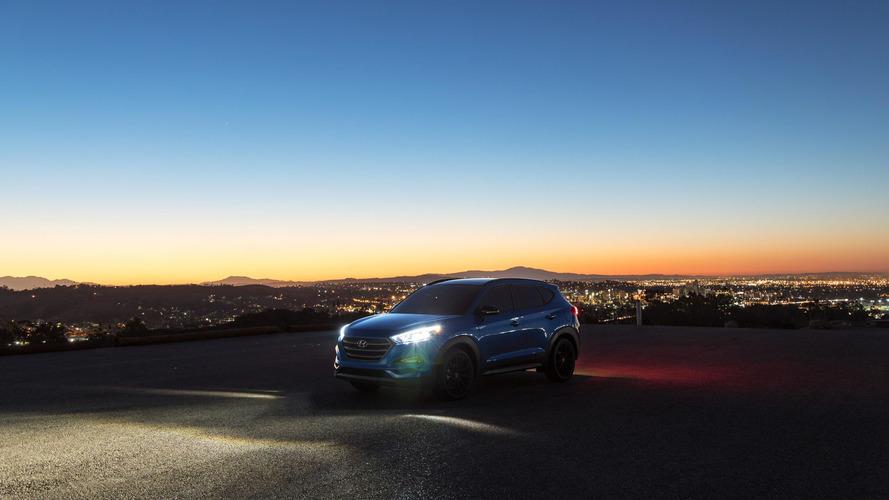 2017 Hyundai Tucson Night Edition