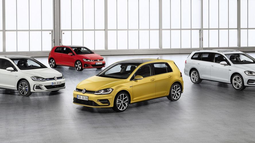Volkswagen Golf 7 restylée - Tous les prix !
