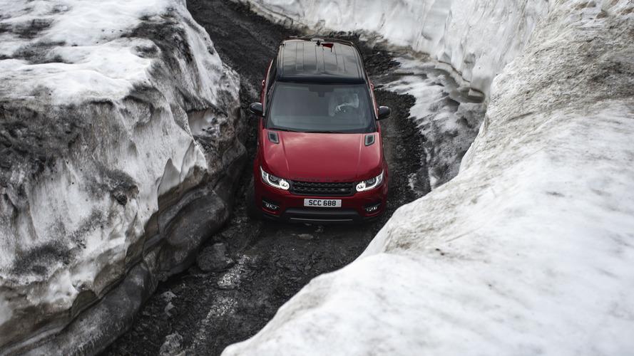 VIDÉO - Le Range Rover Sport affronte la piste Inferno