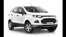 Ford confirma lançamento de nova versão para o EcoSport em breve