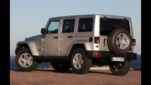 Jeep convoca Wrangler para segunda fase do recall por infiltração