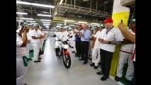Motos: produção recua 32% e vendas diárias têm pior resultado desde 2005
