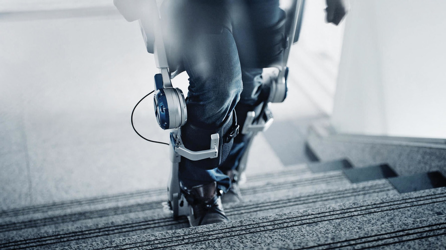 Hyundai'in robot iskeleti ile süper kahraman olmak mümkün
