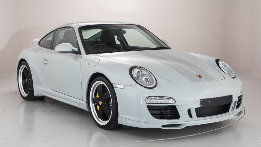 Rare 2010 Porsche 911 Sport Classic with only 129 km for sale
