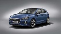 Hyundai i30 azul